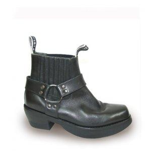 Rocker Soled Boots